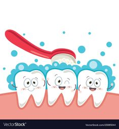 Your teeth must last an entire lifetime, therefore it is vital that you take good care of them. Dental health is an easy matter to accomplish. Oral Health, Dental Health, Health Activities, Activities For Kids, Best Kids Cartoons, Dental Kids, Dental Humor, Teeth Care, School Decorations