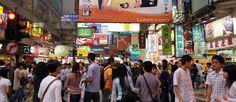 Top 3 Cities in Asia, Tokyo, Hong Kong and Dubai