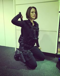 """@chy_leigh is gonna kick your ass AND be on the cover of GQ."""