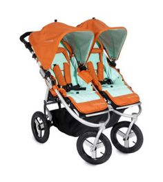 Bumbleride Indie Twin - Redefining the Double Stroller - Cool Mom Picks