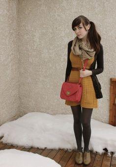 6 ideas de outfits para que luzcas sexy este invierno | Web de la Moda