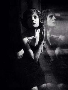 """Monica Vitti in """"La notte"""" directed by... - Una Lady italiana"""