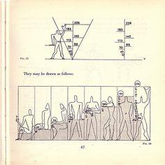 Le Corbusier's The Modulor by oliver.tomas, via Flickr