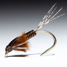 Double Wired Nymph #flyfishing #flytying