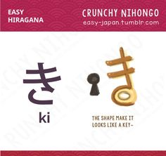 Crunchy Nihongo! - BASIC - EASY HIRAGANA  Let's get to the basics~...
