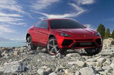 Lamborghini Urus. I need one!