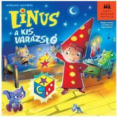 Linus a kis mágus Drei Magier Spiele   Gyermekeink mosolyáért!