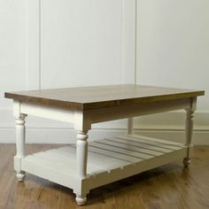 Brocante Coffee Table - coffee tables