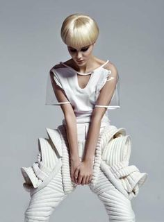 Silhouettes to Robot Couture, These Fashions are Futuristic (TOPLIST
