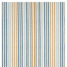 Refresh your home with the relaxed colours and pinstripe style of the Stockholm Cotton Designer Rug from Dash & Albert, handmade for exceptional quality.<br>