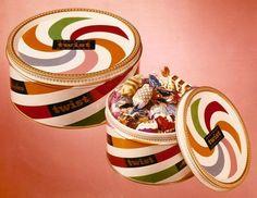 Choklad, 100 år, marabou ,  historiska bilder