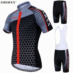 Cheap mtb bike clothing, Buy Quality mtb jersey cycling directly from China bicycle jersey set Suppliers: GRSRXX 2017 Cycling Jersey Set MTB Bicycle Clothing Breathable Bike Clothes Hombre Verano Maillot Roupas Ciclismo Mtb Clothing, Bicycle Clothing, Sport Outfits, Cool Outfits, Bike Wear, Mtb Bicycle, Cycling Outfit, Cycling Wear, Tee Dress
