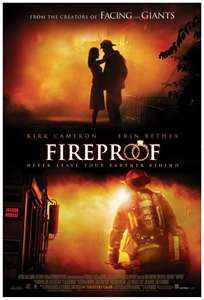 Fireproof...this movie changed my life and my marriage. EVERYONE should see this movie!! The acting is not the best, but the message is worth it!!!