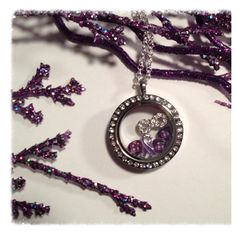 It's National Epilepsy Awareness Month!  Order your locket today to show your support. Stephanie Dickens steph@coloradolockets.com