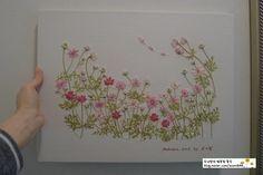 코스모스 꽃밭 수놓았어요~♤ '구리 코스모스 축제'에서 끝없이 펼쳐진 코스모스의 물결에 흠뻑 빠졌거든요...
