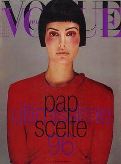 Vogue Italia September 1996 Photo Steven Meisel