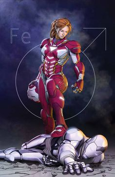Superior Iron Man by Mike Choi
