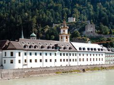 Klostergebäude Rattenberg am Inn