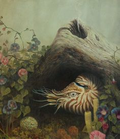 Martin Wittfooth Offers Artist Talk, Q&A at Virginia MOCA | Hi-Fructose Magazine