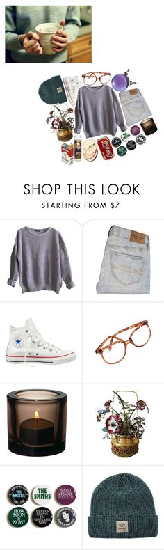 """""""Lucian Jefferson"""" by shiasunflower ❤ liked on Polyvore featuring American Apparel, Abercrombie & Fitch, Converse, iittala, Mottahedeh, CO and Diamond Supply Co."""