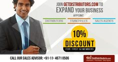 It's NOW or NEVER. GetDistributors.com announcing exclusive #discount on #membership plans. Check out our pocket-friendly packages: http://www.getdistributors.com/memberships.html  For any queries, share your contact details.