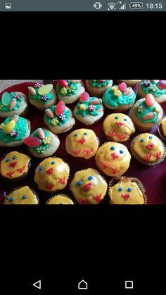 Ostern#Muffins#