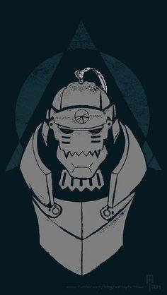 Fullmetal Alchemist: Alphonse Elric