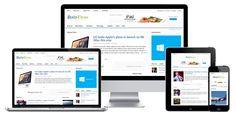 Daily v3.0 Responsive WordPress Newspaper Community Theme
