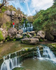 Sintra Portugal, What A Wonderful World, Algarve, Wonders Of The World, Charts, Travel Inspiration, Places To Go, Waterfall, Wanderlust