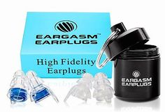 Eargasm High Fidelity Earplugs with Premium Gift Box Packaging, Shipping FREE, Item location Sherman Oaks,CA,USA (  MPN - Does Not Apply     )