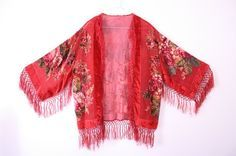 I love kimonos