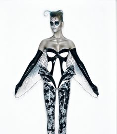 TUSH Magazine - November 2012 INSECT-INSPIRED designs