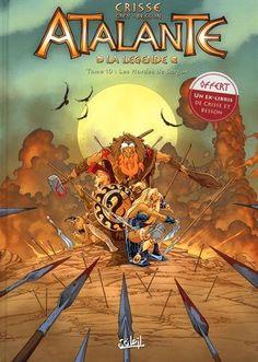 Atalante T10 - Les Hordes de Sargon de Crisse