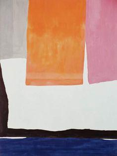 Helen Frankenthaler, The Human Edge, 1967;
