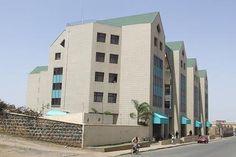 Apartments - Ferrovia Asmara Eritrea.