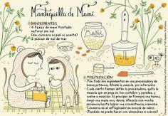 Cooking Recipes, Healthy Recipes, Healthy Food, Food Illustrations, Nom Nom, Blog, Illustrated Recipe, Stevia, Gluten