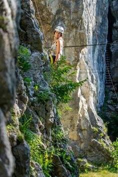 The moment when you beat the climbing route, that happiness can not be measured 😋 What Activities, Adventure Activities, Climbing Wall, Ice Climbing, Abseiling, Julian Alps, Lake Bled, Extreme Sports