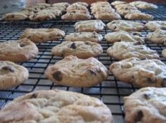 The World's Best Chocolate Chip Cookie Recipe- these are good!