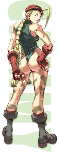 Street Fighter - Cammy (artist unknown) *