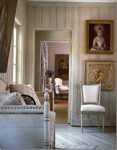 Lars Bolander. Swedish / French antiques.