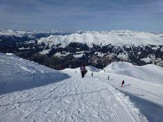 Arosa - Weisshorn winter hike Winter Hiking, Switzerland, Mount Everest, Mountains, Nature, Travel, Outdoor, Arosa, Outdoors