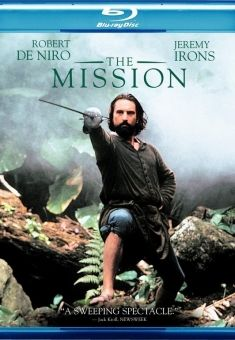 """The Mission"" - Christian Movie on DVD and Blu-ray with Robert De Niro, Jeremy Irons and Liam Neeson. Check out Christian Film Database for more info -  http://www.christianfilmdatabase.com/review/the-mission/"