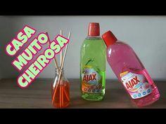 CASA MUITO CHEIROSA COM ESSAS COISAS.... - YouTube Bebidas Detox, E Craft, Diy Crafts Hacks, Bee Party, Perfume, Little Bit, Home Spa, Konmari, Air Freshener