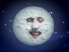 """The real Super Moon. """"Jupiter!! I made a song!!""""... (The Best of The Moon, Mighty Boosh)"""