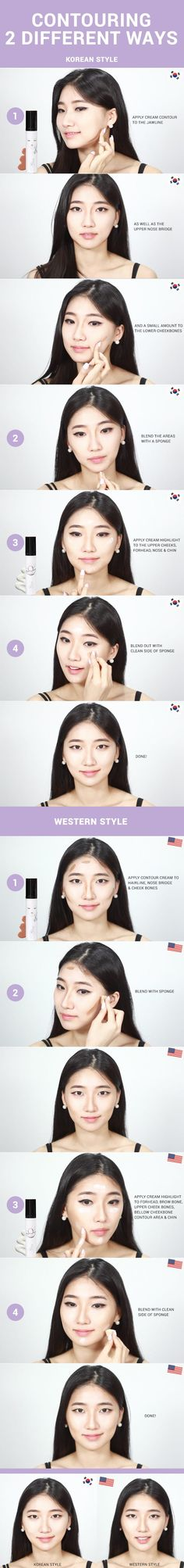 13 Asian Beauty Cheat Sheets You'll Want To Bookmark