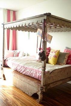 Tour Bellamy Novogratz's Bedroom   Teen Vogue