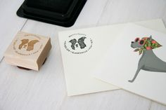 Lush Prints Personalised Pet Stamps | Pretty Fluffy