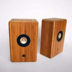 Beautiful DIY Speakers Built For a Friend Reddit