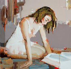 Josef Kote  - Figurative Paintings by Josef Kote  <3 <3