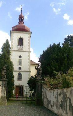 Kostel sv. Bartoloměje - Hrádek nad Nisou - Česko